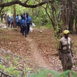 local schools learning in nature at hippo pools