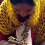 Henna services at SajHome
