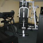 Fitness facility on 4th floor of hotel