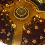 Dining room from above