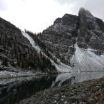Photo of Lake Agnes