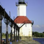 the lighthouse up close
