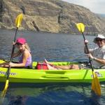 Kayaking on Kealakekua Bay
