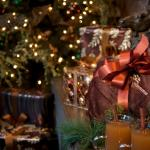 Enjoy Barking Frog cider in front of the fireplace