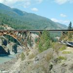 Where Canadian National and Pacific Lines meet.