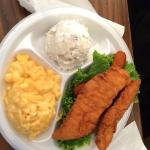Great Chicken Tenders at Sibley's in Chester