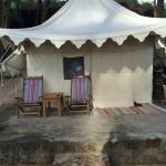 Foto de Cola Beach Exclusive Tented Resort