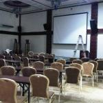 Conference plenary venue