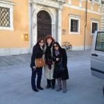 My personal driver in Florence