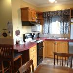 Pier Cottage - fully equipped kitchen