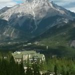 Sulphur Mountain Foto