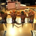 Lobster cones meant for sharing -- or a meal.