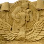 US Sand Sculpting Challenge, photo by Mike Keenan2