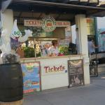 Trolley Ticket booth, photo by Mike Keenan