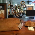 Clutches made from corks