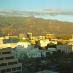 San Gabriel Mountains!