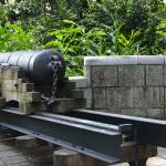 cannon in the park