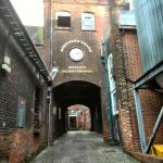 the brewery alley