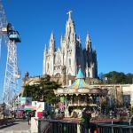 Photo de Tibidabo Amusement Park