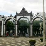 Entrance to the City of Sao Miguel
