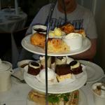 Afternoon High Tea @ The La Mon House Hotel