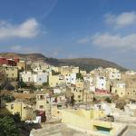 View from the town of Bhalil, outside Fez