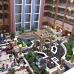 Φωτογραφία: Embassy Suites Hotel Cincinnati - Rivercenter / Covington
