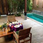 Beautiful Terrace with Private Pools