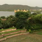 Jal Mahal - a view from Hotel Trident, Jaipur