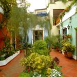 Photo de Hostal El Patio