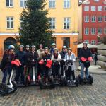 The ForrestBrown team on our Segway tour of Copenhagen. An awesome day!