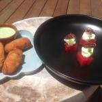 Try these watermelon and feta delights!
