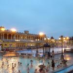 Zdjęcie Szechenyi Baths and Pool