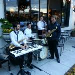 Entertainment on the Patio
