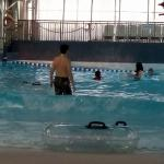 wave pool fun