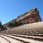 Photo de Red Rocks Park and Amphitheater