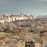 Central Park view.