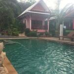 Pool for for a boutique hotel