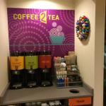 Coffee/Tea bar (comp)