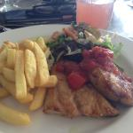 Catch of the Day - Pan Fried Barracuda