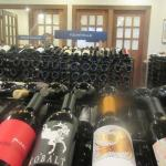 Wine and Spirits Department, Dean & Deluca, St. Helena, CA