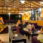 Our open air lounge where t you will spend a lot of friendly nights!