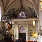 Loretto Chapel, Santa Fe, Nov 2014