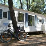 Mobile-home 2 chambres