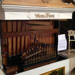 One of the many Wurlitzer organs on display