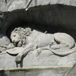 Lion Monument is a must see