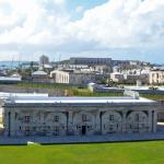 Royal Naval Dockyard from Commissioner's House
