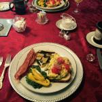 Foto de The Ivy House Bed and Breakfast