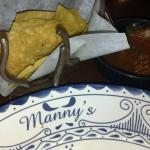 Manny's - Chips and Salsa - Onalaska LaCrosse WI
