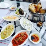 The best mezze